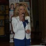 Christine Taron Moderatorin